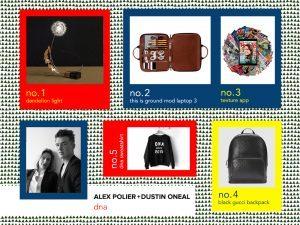 6sqft designer gift guide, DNA nyc PR