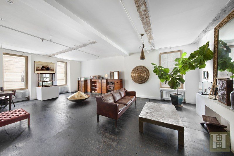 $9M for a live/work Soho loft designed by a world-renowned ...