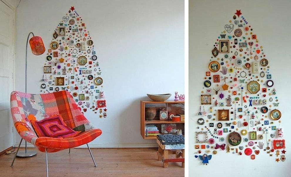 10 Eco-friendly Christmas Tree Alternatives For Small