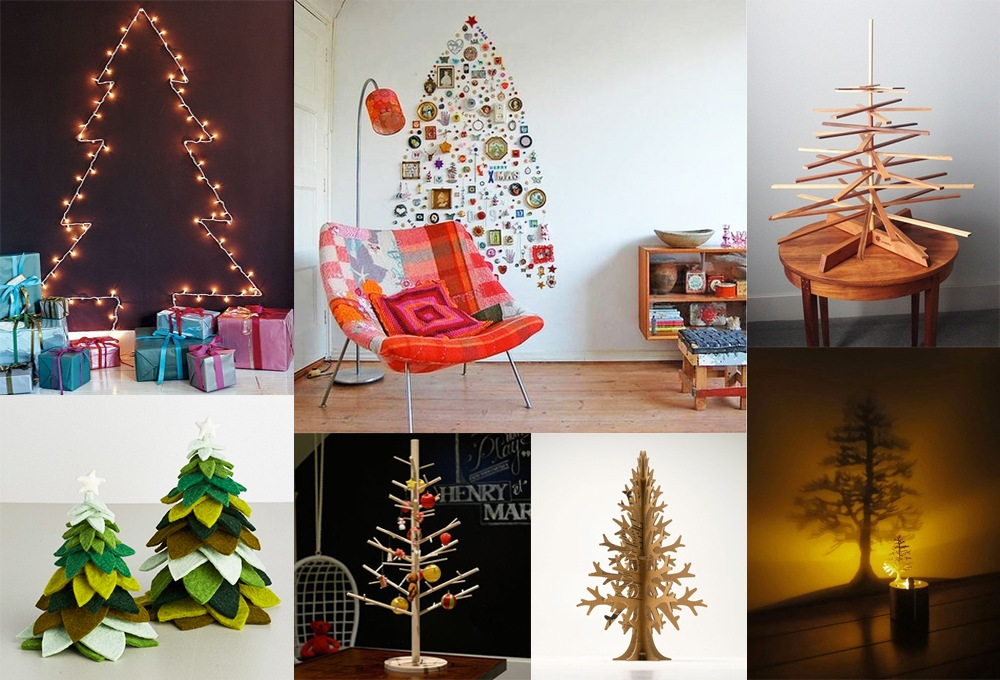 view photo in gallery - How To Decorate A Small Christmas Tree