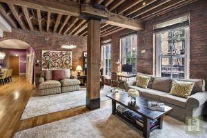 62 Beach Street, Emma Bloomberg, John Cougar Mellencamp, Tribeca, Lofts