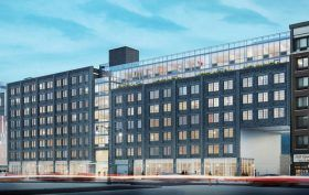 504 Myrtle Avenue, Clinton Hill development, HTO Architect, Brooklyn affordable housing