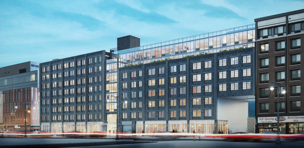 Affordable Housing Lottery Launches In Clinton Hill 39 S Bustling Myrtle Ave