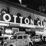 Cotton Club, speakeasy in NYC - 1920s
