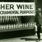 Alcohol could still be used for religeous purposes so people claimed they were Jewishi n order to purchase Kosher wine