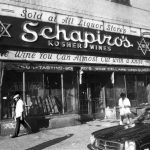 Schapiro's Kosher wine store at 126 Rivington. Photo: Ted Barron, 1987