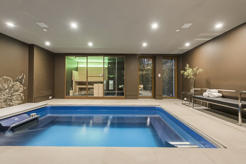West chelsea mansion reboot with gym pool elevator wine