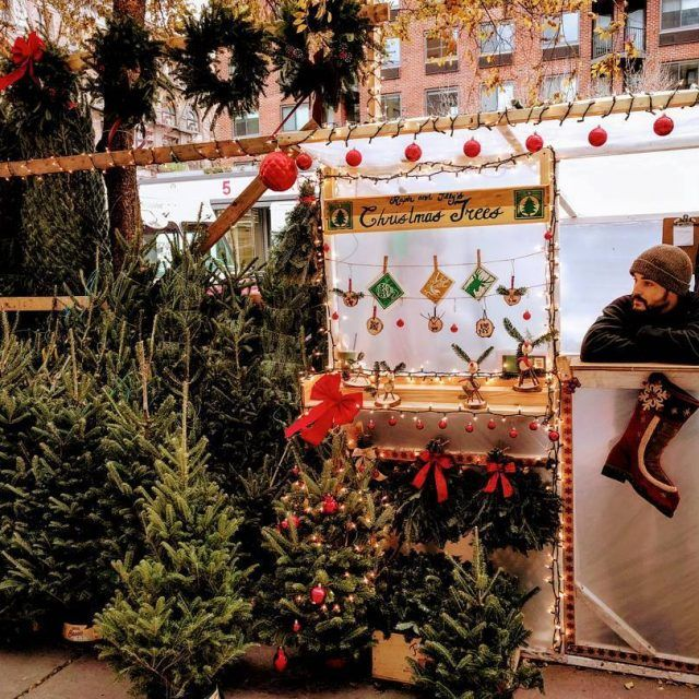 Christmas tree prices rise as competition and soaring expenses threaten small vendors with extinction