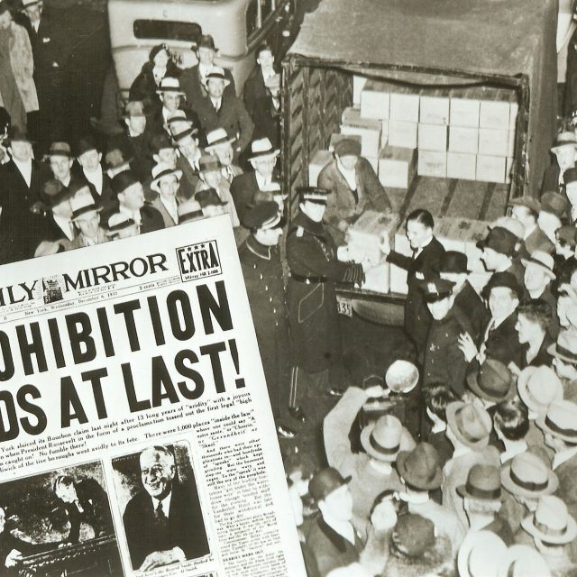Before Repeal Day ended Prohibition in 1933: Speakeasies and medicinal whiskey were all the rage
