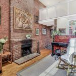 221 West 14th Street, Cool listings, Chelsea, Meatpacking, loft bed, terrace, studio
