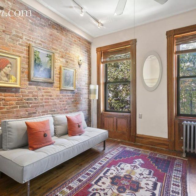 $1.41M for an opportunity to combine two West Village units into one lovely apartment