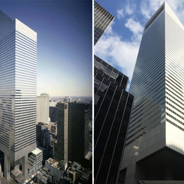 Former Citicorp Center is the city's newest landmarked building