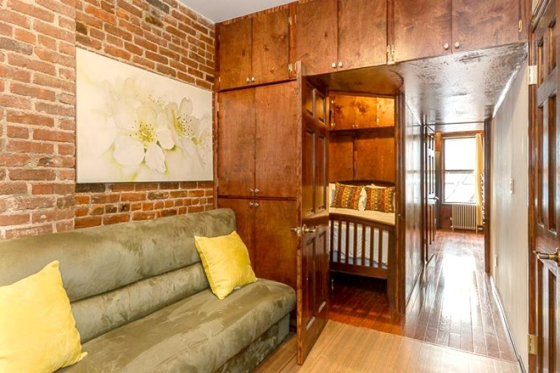 Make your stay in NYC an authentic one: Sleep in a closet-sized space for $3,500