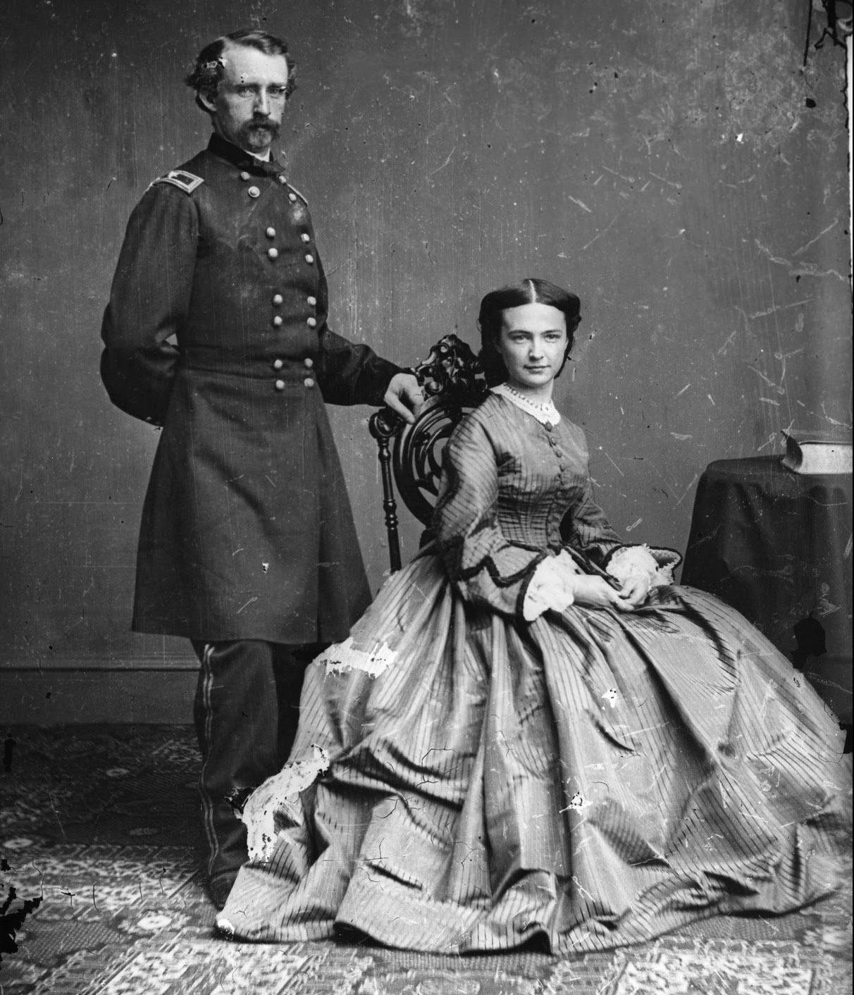 george-and-elizabeth-custer