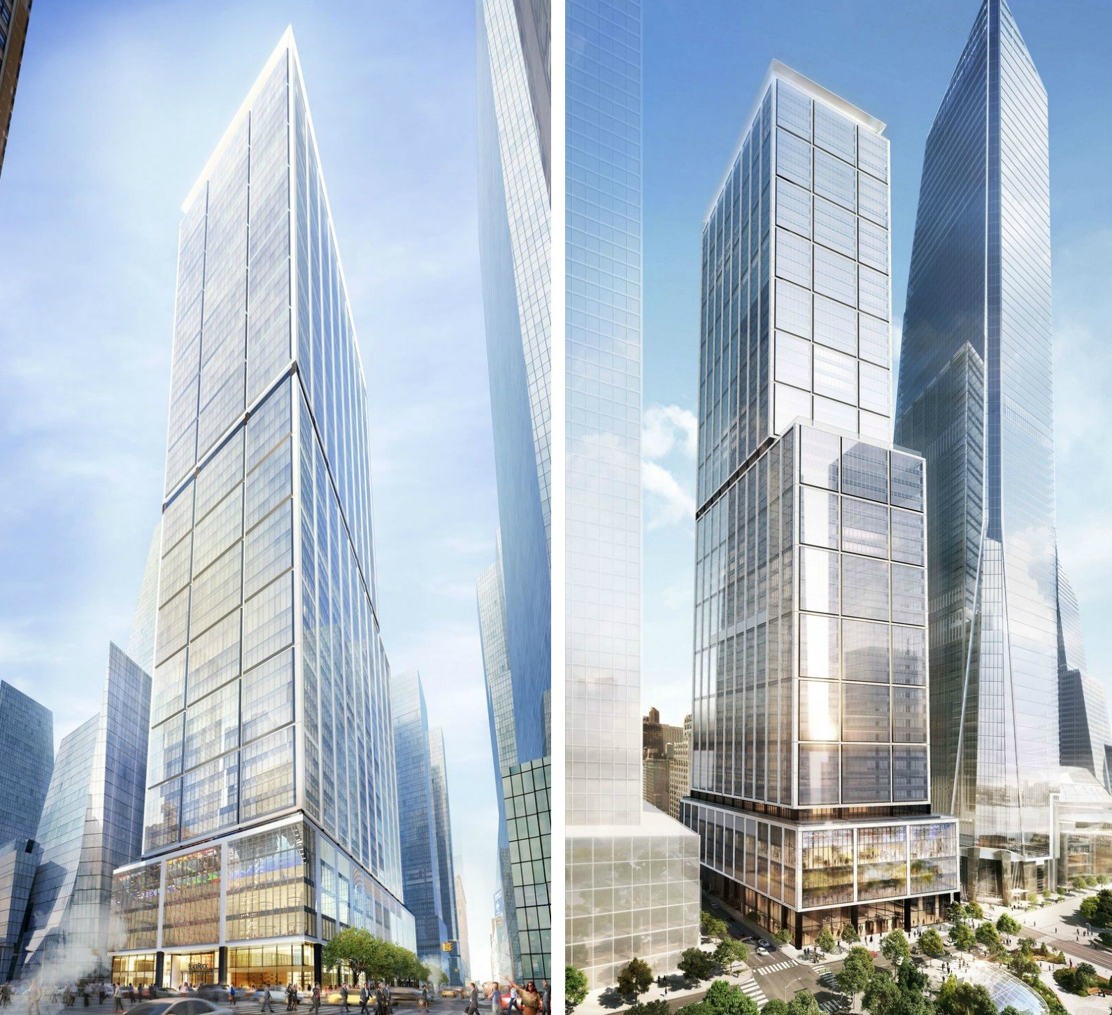 Norman Foster Will Design 985 Foot Tower At 50 Hudson