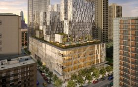 Coles Sports Center, 181 Mercer Street, Davis Brody Bond, KieranTimberlake, NYU expansion, NYU architecture