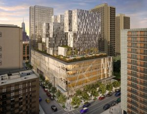 Coles Sports Center, 181 Mercer Street, Davis Brody Bond, KieranTimberlake, NYU expansion, NYU architecture