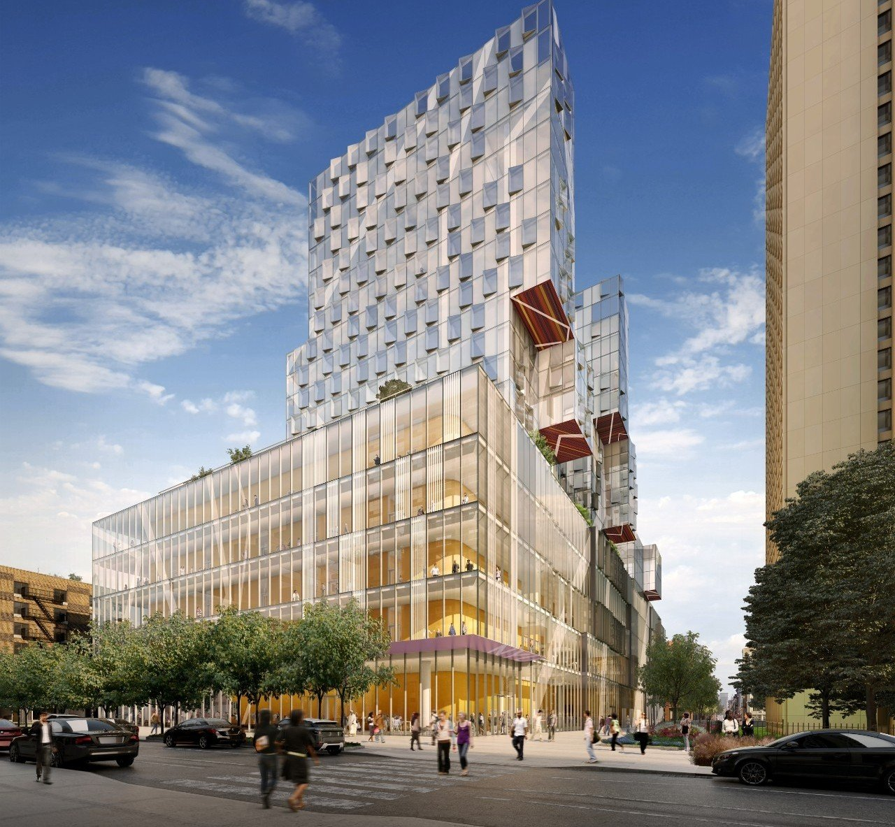 NYU reveals design for $1B 23-story building at controversial