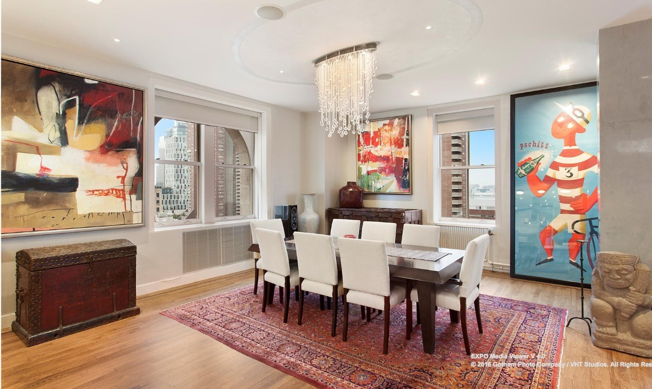105-hudson-street-penthouse-dining
