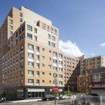 Compass Residences, Crotona Park East, West Farms Redevelopment Plan, 1544 Boone Avenue, Dattner Architects