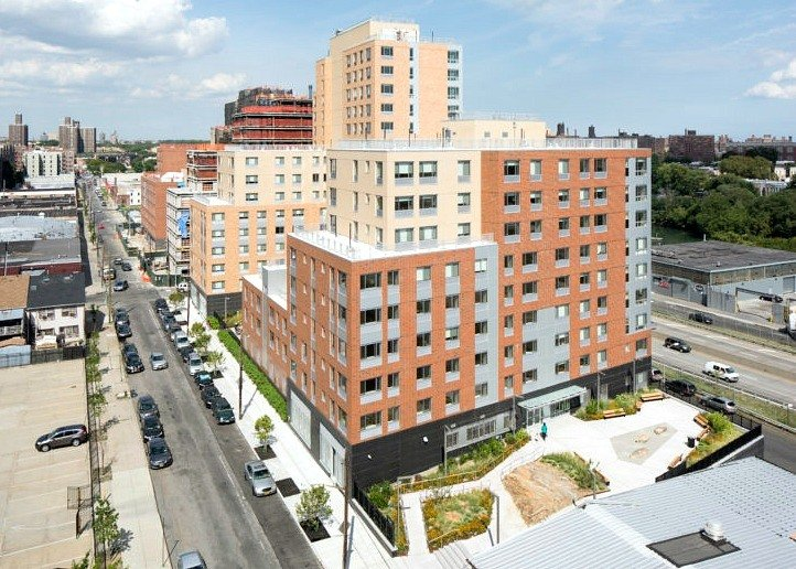 114 affordable units at the Bronx's new Compass Residences complex up for grabs, from $822/month