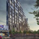 500 Metropolitan Avenue, KBA Architects, Williamsburg hotels, Kellogg's Diner