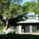 148 Lewis Hollow, Milton Glaser house, Woodstock NY
