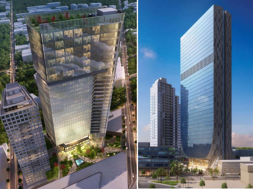 625 Fulton, Albo Liberus, Rabsky Group, Brooklyn office tower, Downtown Brooklyn