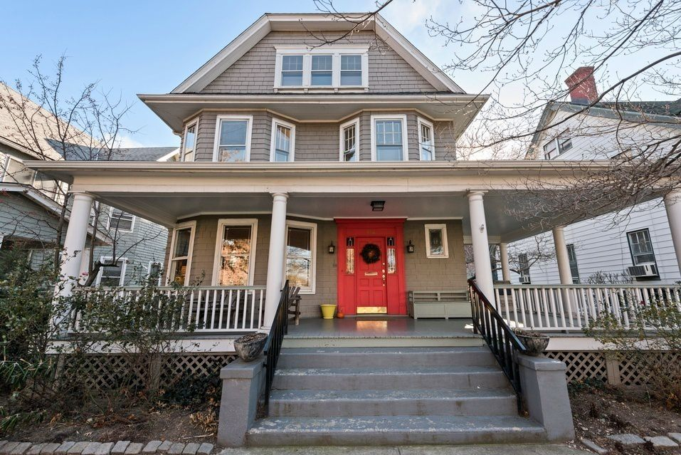 916 Albemarle Road, Prospect Park South, townhouse, cool listings
