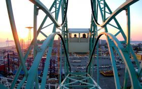 deno's wonder wheel, coney island, wonder wheel