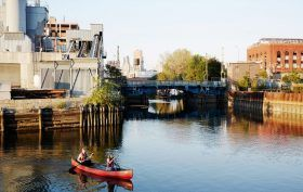 gowanus canal at bond