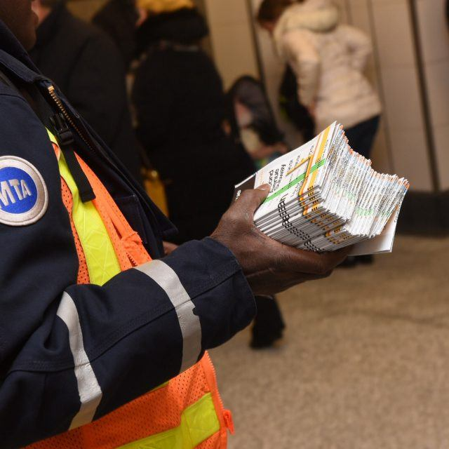 Contract expires for 44,000 NYC subway and bus workers