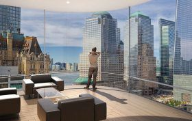 Rafael Viñoly Architects, 125 Greenwich Street, Financial District towers, Michael Shvo