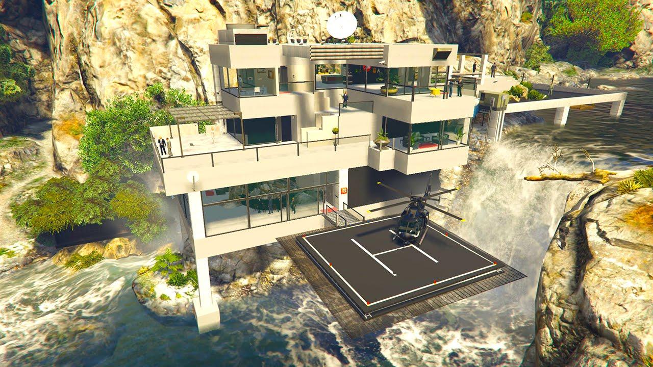 ex machina house design