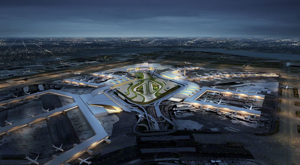 Despite growing demand, the $10B overhaul of JFK Airport does not include a new runway