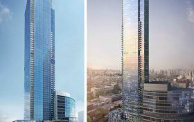 23-15 44th Drive, Court Square City View Tower, Hill West, Long Island City condos, tallest building in Queens