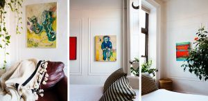 alexandra-king-park-slope-brooklyn-nyc-apartment-mysqft-bedroom-art