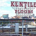 kentile floors sign, Gowanus