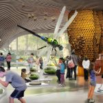 American Museum of Natural History, Jeanne Gang, Studio Gang, Richard Gilder Center for Science Education and Innovation