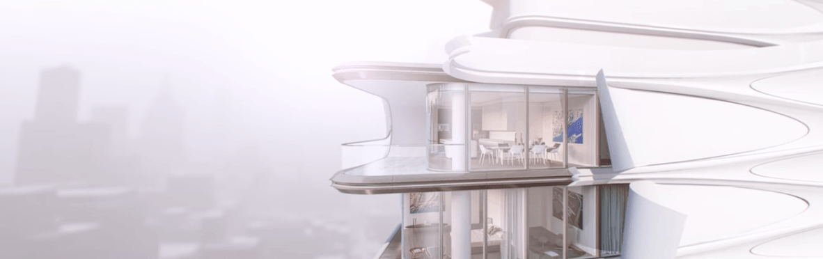 520 WEST 28TH STREET, ZAHA HADID, Chelsea, Related companies, 220 11th avenue, video