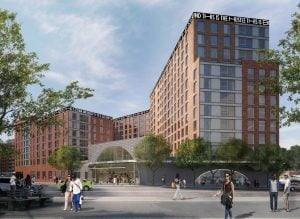 Bronx Commons, WHEDco, WXY Architecture, Danois Architects, Bronx Music Hall, South Bronx affordable housing, BFC Partners