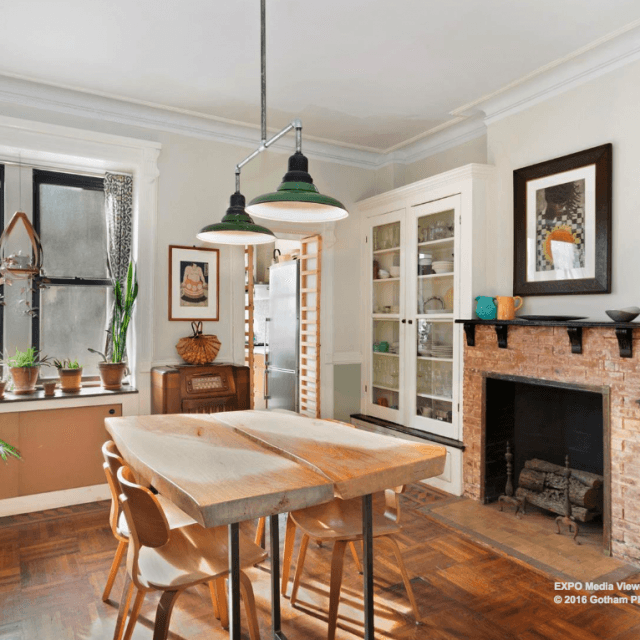 This renovated historic townhouse in Mott Haven is only $800,000