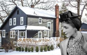 Helen Hayes Nyack, Helen Hayes Honeymoon Cottage, 29 Shadyside Avenue, Nyack real estate