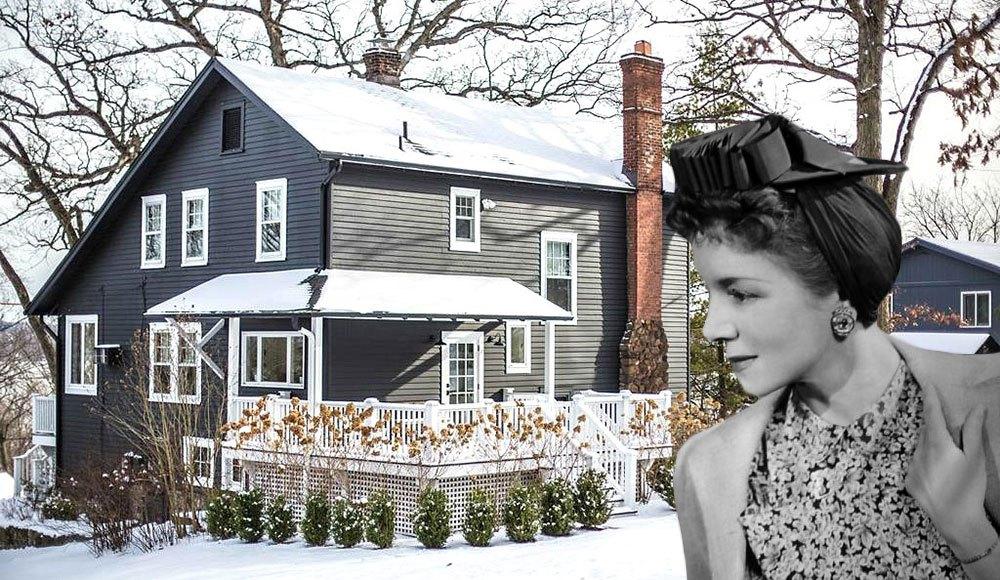 Helen Hayes' former Nyack home asks $719K