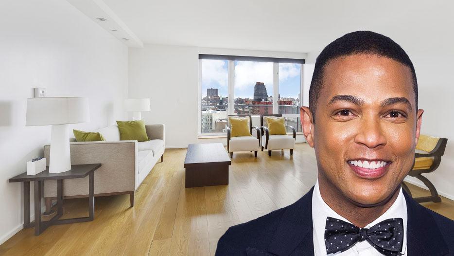 CNN's Don Lemon sells Harlem condo for small profit