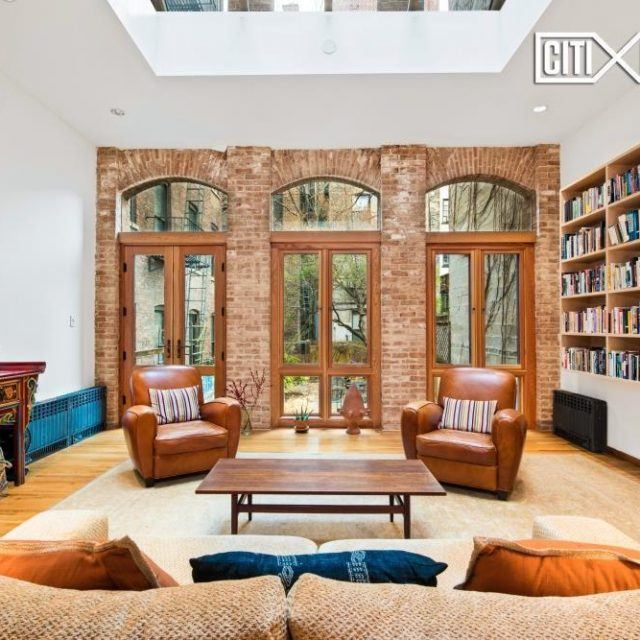 'Desperately Seeking Susan' screenwriter lists Chelsea townhouse with a private yoga studio for $7.1M