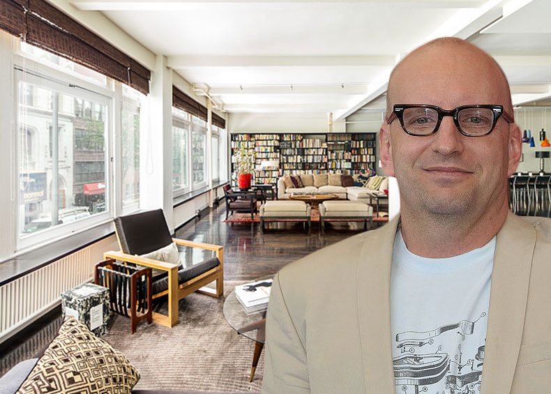 Oscar-winning director Steven Soderbergh sells stylish Chelsea pad for $4.8M