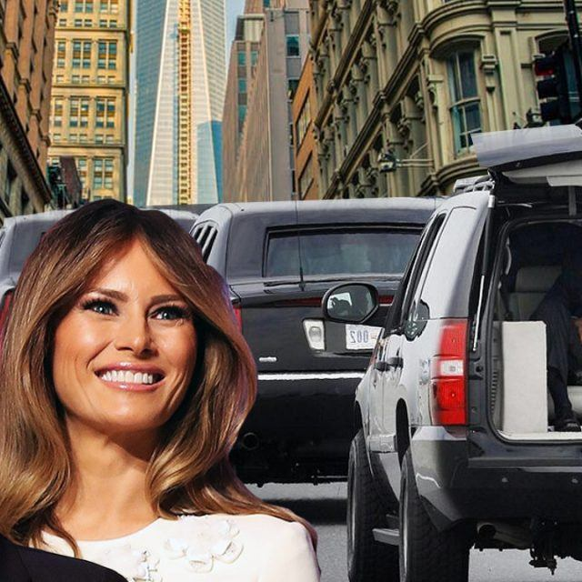 Petition started to force Melania Trump out of NYC