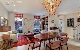 124 Congress Street, cobble hill townhouses, cobble hill, townhouses, cool listings