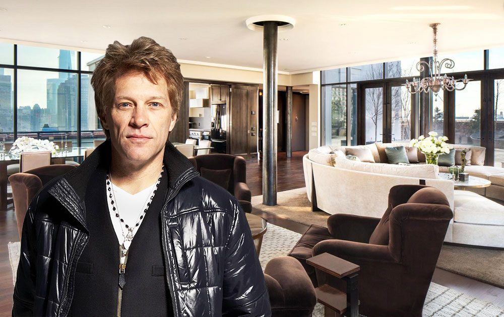 Jon Bon Jovi's former Soho penthouse returns for $38M